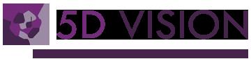 Logo 5D Vision