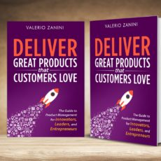 Deliver Great Products That Customers Love - Cover 5D Vision