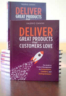 Book - Deliver Great Products that Customers Love