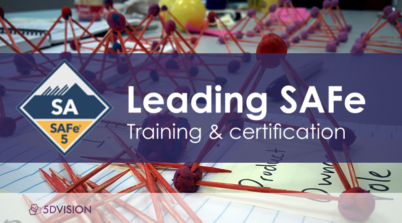Leading SAFe SA training