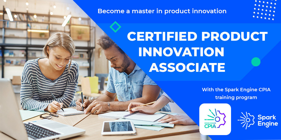 Certified Product Innovation Associate training course banner