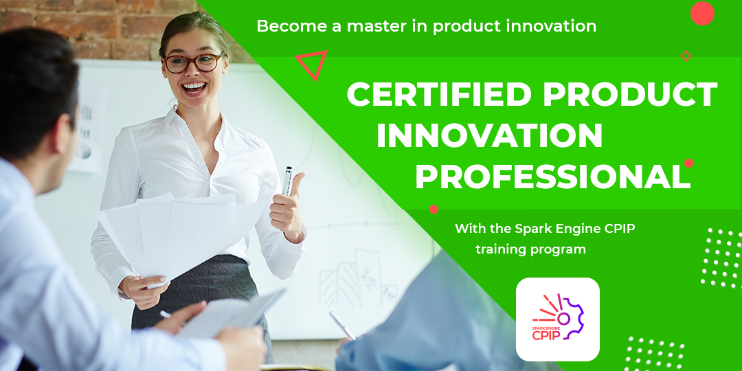Certified Product Innovation Professional training course banner
